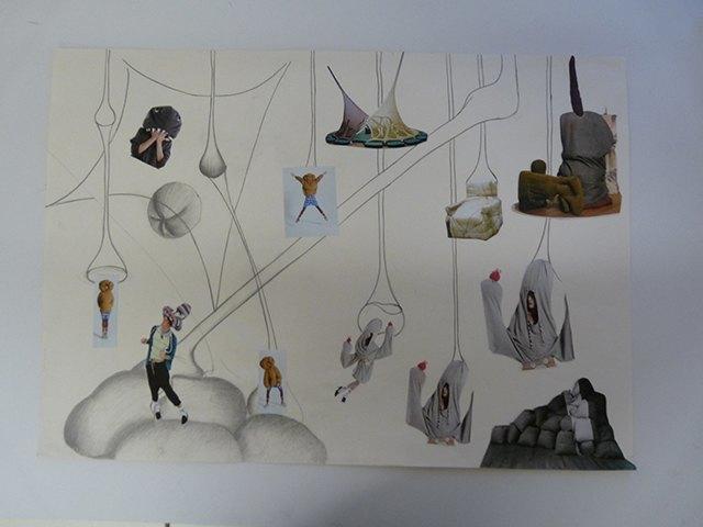 Textiles Ideas London Art Portfolio