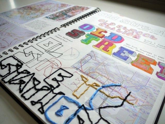 Character Design Short Course London : Typography and design short courses london art portfolio