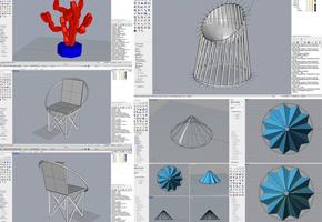 Rhino CAD 3D Modelling
