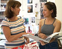 6 Week Summer Portfolio Course - Portfolio Preparation Courses