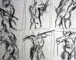 Life Drawing Class - Half Term Life Drawing Class