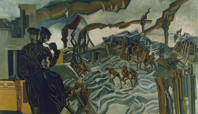 percy-wyndham-lewis-a-battery-shelled-19191.jpg